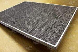 фасад в алюминиевом профиле №1 - Оптовый поставщик комплектующих «Скат»