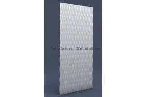 Фасадная Панель 3D MDF-02 - Оптовый поставщик комплектующих «ИСОВИТ фабрика резных изделий»