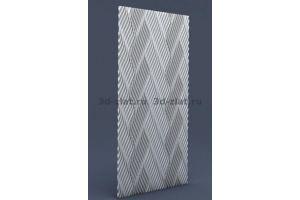 Фасадная Панель 3D MDF-03 - Оптовый поставщик комплектующих «ИСОВИТ фабрика резных изделий»