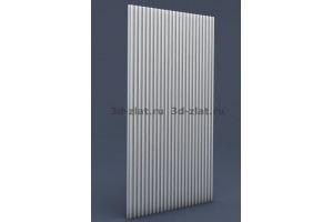 Фасадная Панель 3D MDF-05 - Оптовый поставщик комплектующих «ИСОВИТ фабрика резных изделий»