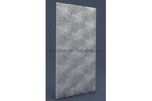 Фасадная Панель 3D MDF-07 - Оптовый поставщик комплектующих «ИСОВИТ фабрика резных изделий»