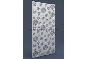 Фасадная Панель 3D MDF-10 - Оптовый поставщик комплектующих «ИСОВИТ фабрика резных изделий»