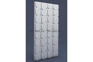 Фасадная Панель 3D MDF-26 - Оптовый поставщик комплектующих «ИСОВИТ фабрика резных изделий»