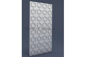 Фасадная Панель 3D MDF-22 - Оптовый поставщик комплектующих «ИСОВИТ фабрика резных изделий»