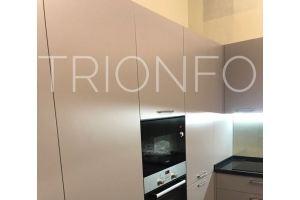 Фасады из МДФ гладкие матовый лак - Оптовый поставщик комплектующих «Trionfo»