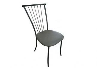 Темный стул Лира-С - Мебельная фабрика «Металл конструкция»