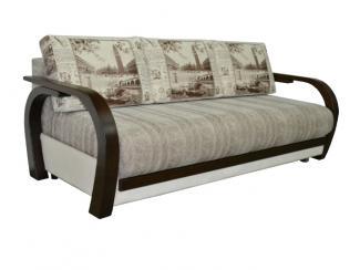 Диван прямой Бруклин - Мебельная фабрика «Сто диванов и диванчиков»