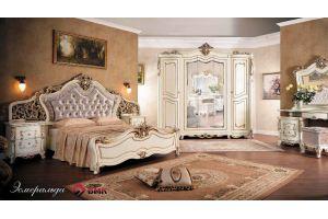 Спальня Эсмеральда - Мебельная фабрика «Буденновская мебельная компания»