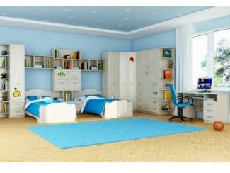 Подростковая мебель СТИЛЯГИ-2 - Мебельная фабрика «Антей»