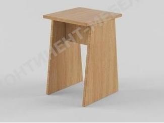 Табурет из дерева  - Мебельная фабрика «Континент-мебель», г. Владимир