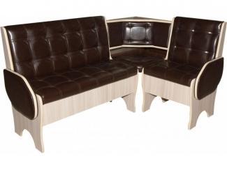 Удобный кухонный уголок  - Мебельная фабрика «Иванов»