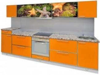 Кухонный гарнитур прямой 109 - Мебельная фабрика «Балтика мебель»