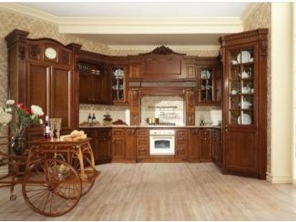 Кухня из массива Караваджо - Мебельная фабрика «Derli»