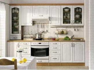 Светлая кухня Классика  - Мебельная фабрика «Массив»