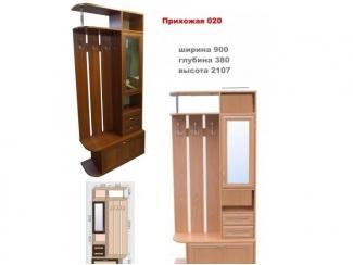 Прихожая 020 - Мебельная фабрика «МЕБЕЛов»