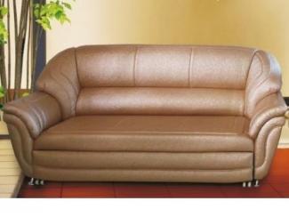 Двухместный прямой диван Корона 3 - Мебельная фабрика «Корона», г. Ульяновск
