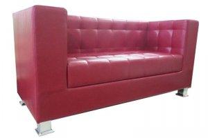Диван прямой Квадро с подлокотниками - Мебельная фабрика «Виталия Мебель»