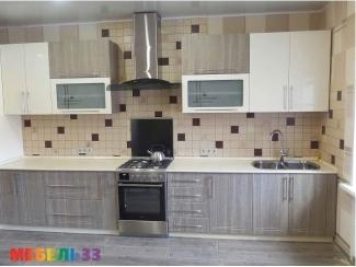 Прямая кухня - Изготовление мебели на заказ «Мебель 33»