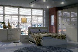 Спальный гарнитур Афина 2 - Мебельная фабрика «Успех»