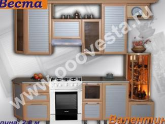 Кухонный гарнитур прямой Валентина