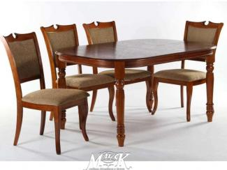 Стол обеденный Glaze