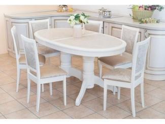 Обеденная группа Натали М  - Мебельная фабрика «12 стульев»