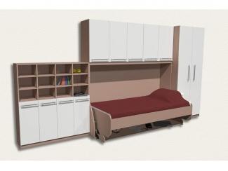 Шкаф-кровать Junior-2 в детскую - Мебельная фабрика «SMARTI»