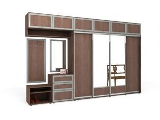 Шкаф-купе в прихожую  - Мебельная фабрика «Гарант-Мебель»