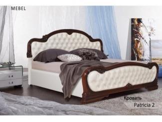 Кровать Patricia 2  - Мебельная фабрика «DOSS»