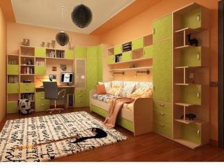 Детская Орион 1 - Мебельная фабрика «Порта»