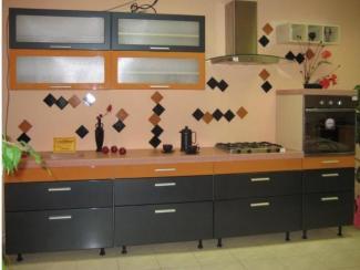Кухонный гарнитур прямой 43 - Мебельная фабрика «Л-мебель»