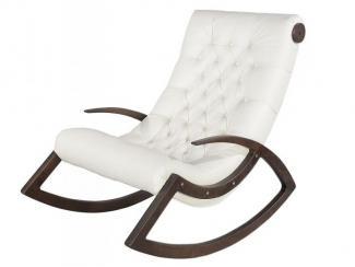 Кресло-качалка Данди Domus white арт. 11153DW - Импортёр мебели «Кембали (Индонезия)»