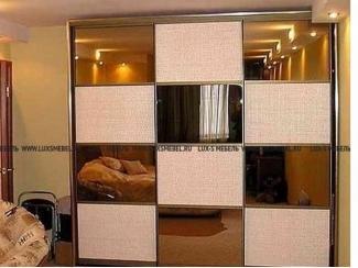 Шкаф-купе 8 - Мебельная фабрика «Люкс-С»