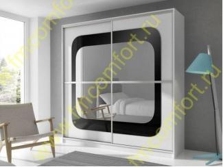 Стильный шкаф Нова  - Мебельная фабрика «Комфорт»