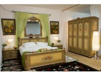 Спальня Русский Прованс - Мебельная фабрика «Грин Лайн»