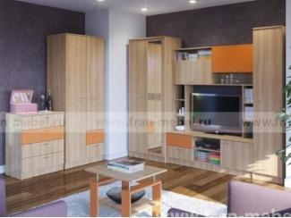 Новая мебель для гостиной Светофор  - Мебельная фабрика «Фран»