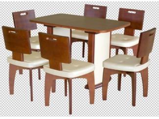 обеденная группа Три медведя - Мебельная фабрика «Боринское»