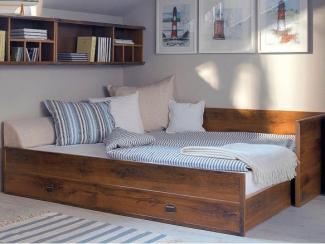 Спальный гарнитур Индиана - Импортёр мебели «БРВ-Мебель (Black Red White)»