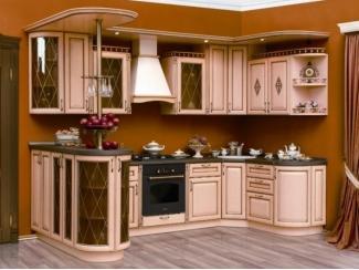 Кухня угловая Парма - Мебельная фабрика «Трио», г. Ульяновск