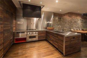 Кухня угловая ЛОФТ - Мебельная фабрика «Метрика»