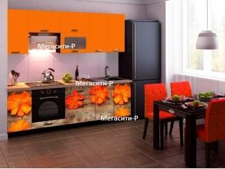 Кухня прямая Энергия - Мебельная фабрика «Мега Сити-Р»