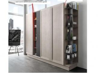Удобный шкаф-купе  - Импортёр мебели «Riboni Group (Италия)», г. Москва