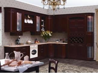 Кухня Валенсия - Мебельная фабрика «Трио», г. Ульяновск