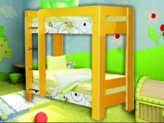 Кровать двухъярусная Соня - Мебельная фабрика «Гармония»