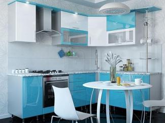 Кухонный гарнитур угловой Премьера 3 - Изготовление мебели на заказ «Оптимум»