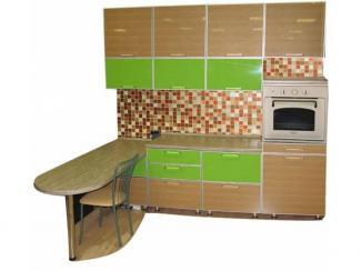 Кухонный гарнитур Глянец Лайм - Мебельная фабрика «Техсервис»