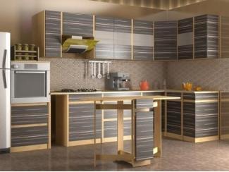 Кухня угловая Токио комплектация 2 - Мебельная фабрика «Алсо»