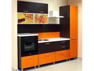 Кухня прямая Шампань - Мебельная фабрика «Антарес»