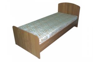 Кровать односпальная Надежда - Мебельная фабрика «Мебельный Арсенал»