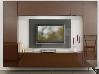 Гостиная стенка Натали 3 - Мебельная фабрика «Астрон»